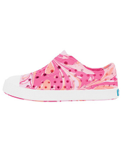 Native Jefferson Marbled Princess Pink/Shell White (Toddler/Kids)