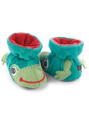Acorn Easy Critter Bootie Frog