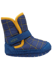 KEEN Rover Estate Blue/KEEN Yellow Soft Soles