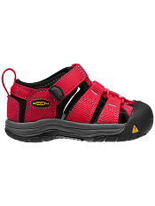 KEEN Newport H2 Ribbon Red/Gargoyle (Toddler)