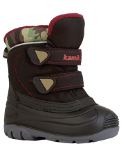 Kamik Treasure Black Toddler