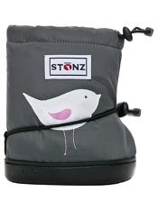 Stonz Booties Bird Grey