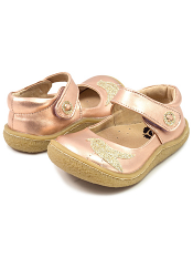 Livie & Luca Pio Pio Rosegold Metallic (Toddler/Kids)