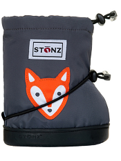 Stonz Booties Fox Grey
