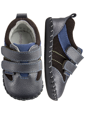 pediped Grayson Charcoal