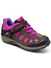 Merrell Chameleon Low Waterproof Brown/Pink