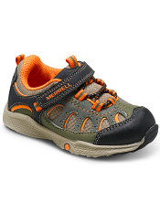 Merrell Chameleon AC JR Olive/Orange