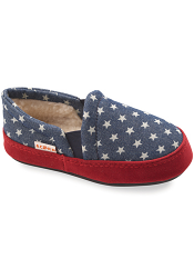 Acorn Colby Gore Moc Navy Stars