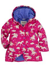 Hatley Unicorns & Rainbows Lined Raincoat