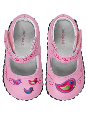 pediped Charlotte Astor Pink