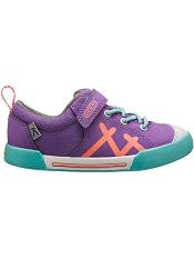 KEEN Encanto Sneaker Purple Heart/Fusion Coral (Kids)