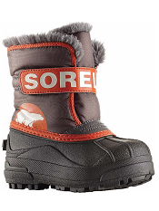 Sorel Snow Commander Shale/Sea Salt