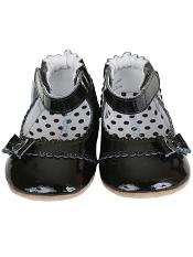 Robeez Mini Shoez Catherine Black