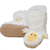 Hatley Slouch Slippers Lamb
