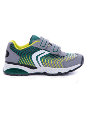 Geox Bernie Kids Grey/Green