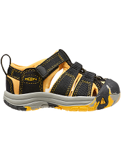 KEEN Newport H2 Crushed Keen Yellow (Toddler)