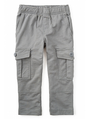 Tea Collection French Terry Cargo Pants Thunder (Boys)