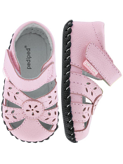 pediped Daphne Light Pink