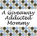A giveaway Addicted Mommy